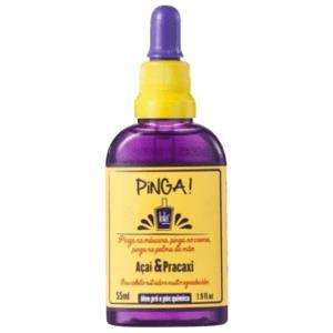 Lola Cosmetics Pinga! Açaí & Pracaxi - Óleo Capilar 55ml - R$ 23