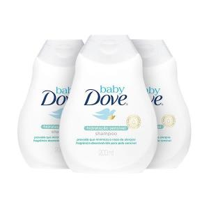 kit Shampoo Baby Dove Hidratação Sensível - R$17