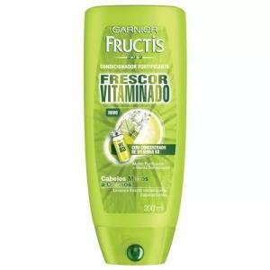 BUG - Condicionador Fructis Frescor Vitaminado 200ml