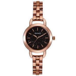 Relógio akium feminino aço rosé - 03e76fbz3-verg-763 - R$273