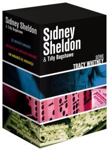 Box - Sidney Sheldon - Série Tracy Whitney - 3 Volumes  - R$35