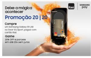 Desconto 20% pagando com o cartão Itaú Card no Clube Da Lu