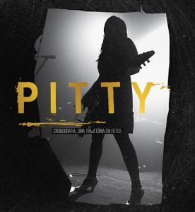 Livro| Pitty - Cronografia: Uma Trajetória Em Fotos - R$ 6