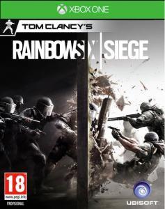 Rainbow Six Siege - Xbox One - R$90,92
