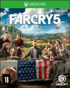 Far Cry 5 - Edição Limitada - Xbox One