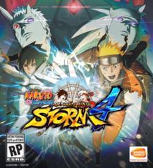 Naruto Shippuden Ultimate Ninja Storm 4 - PC Steam - R$24