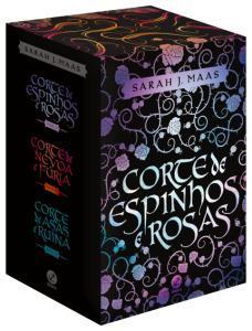 Box Corte de Espinhos e Rosas - R$55,92