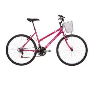 Bicicleta Aro 26 Houston Foxer Maori com 21 Marchas - R$296