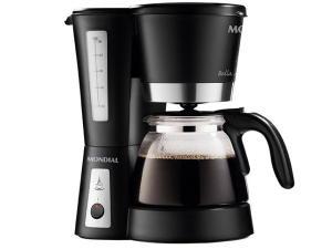 Cafeteira Elétrica 26 Xícaras - Mondial C 10 - R$69