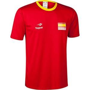 Camisa Topper Torcida Espanha Masculino P / M /