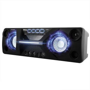 Caixa de Som 130W Philco PCX4000 com Bluetooth - Bivolt - R$380