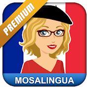 (GLOOGLE PLAY) - Aprender Francês Premium - MosaLingua - grátis