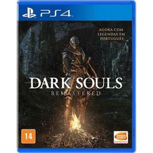 Dark Souls Remastered (PS4) - R$ 140
