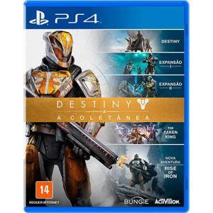 Destiny: A Coletânea (PS4) - R$ 48