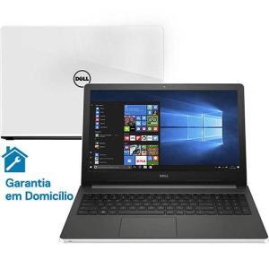 Notebook Dell Inspiron i15-5566-A70B Intel Core i7 8GB - R$2.800