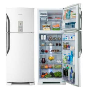 [PayPal] Geladeira / Refrigerador Panasonic Regeneration Inverter Frost Free 483L 2 Portas NR-BT54P Branco - R$2564