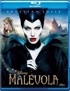 Blu-Ray Malévola - R$10
