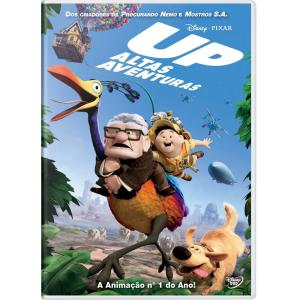 DVD - Up Altas Aventuras - R$7