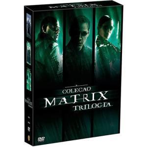 DVD - Coleção Matrix Trilogia (3 Discos) - R$15