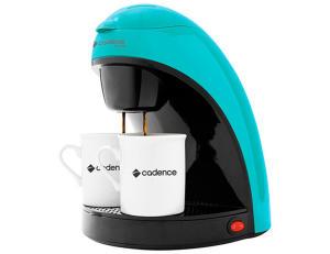 Cafeteira Elétrica Cadence Azul Single Colors CAF113 - 110V - R$36