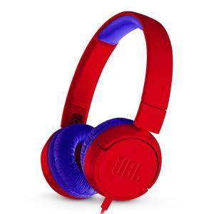 Fone de Ouvido Infantil JBL Jr300 On Ear - Vermelho - R$57