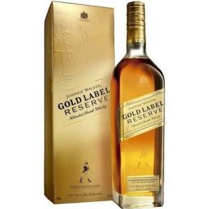[Cartão Carrefour] Whisky Johnnie Walker Gold Label Reserve 750ml