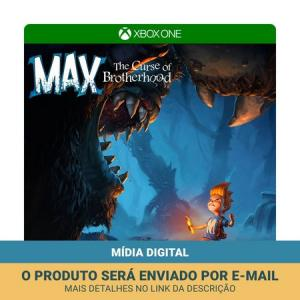 Jogo Max: The Curse Of Brotherhood (Mídia Digital) - Xbox One - R$5