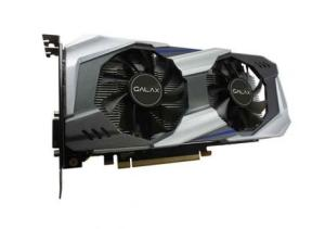 Placa de vídeo Galax Geforce GTX 1060 OC 6GB - R$ 1400