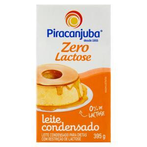 [Loja Física] Leite Condensado Zero Lactose Piracanjuba - R$2