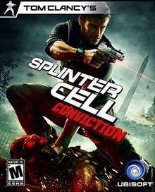 [Livre Gold] Tom Clancy's Splinter Cell Conviction - Xbox 360