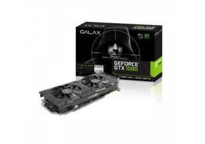 Placa de vídeo Galax GTX 1080 EXOC Sniper 8GB 256 bits - R$ 2688