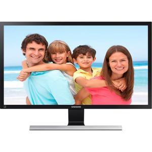 "Monitor Game Mode LED 28"" 4K Ultra HD LU28E590DS - Samsung - R$1399"
