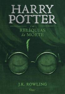 Livro | Harry Potter e As Relíquias da Morte - Capa Dura - R$34,76