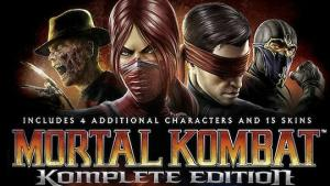 Mortal Kombat Komplete Edition (PC)  -75%