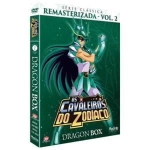 Cavaleiros do Zodíaco, os - Série Clássica - Dragon Box, V.2 - R$55