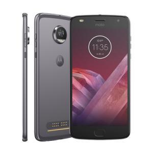 Smartphone Moto Z2 Play XT1710 - Dual Chip Android 7.0 Tela 5.5´´ 64GB - R$1259