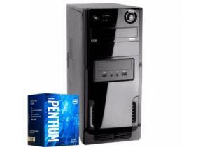 PC Pichau Home Express| Pentium G4560 | 4GB DDR4 | HD 1TB - R$ 1078