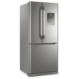 Refrigerador Multidoor Electrolux - 3 Portas Frost Free com 579 Litros Inox - DM84X - R$ 3568