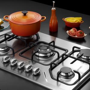 Cooktop 5 bocas Electrolux a Gás (GT75X) - R$613