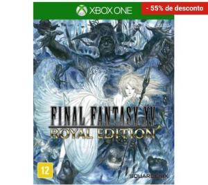 Final Fantasy Royal Edition - Xbox One R$ 89,90