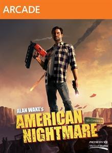 [Live Gold] Alan Wake's American Nightmare - Xbox 360 (Retrocompatível c/ Xbox One)