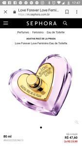 Perfume - Agatha Ruiz de la Prada (80 ml)