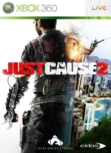 [Live Gold] Just Cause 2 - Xbox 360 (Retrocompatível c/ Xbox One)