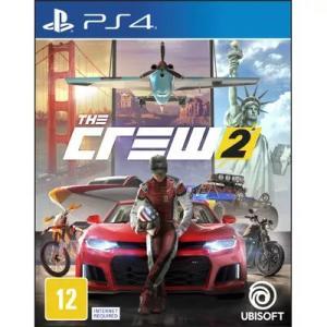 THE CREW 2 - EDIÇÃO LIMITADA (PS4) - R$188