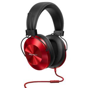 Fone de Ouvido Headphone Pioneer SE-MS5T-R - R$140