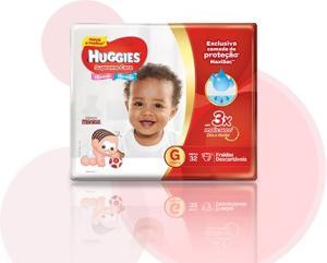 Huggies Day - produtos a partir de R$7