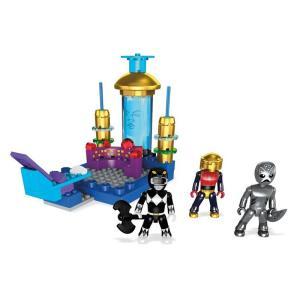 Mega Construx Power Rangers - Centro de Comando do Zordan - Mattel - R$40