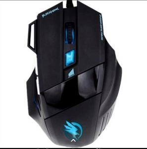 Mouse Gamer Black Hawk Optico USB 2400 DPI OM703 Fortrek - R$ 25