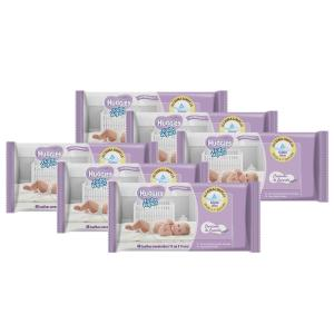 336 Lenços Umedecidos Huggies Baby Wipes Lavanda - R$28