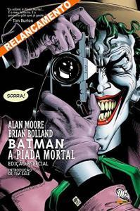 HQ | Batman - A Piada Mortal - Volume 1 - R$10